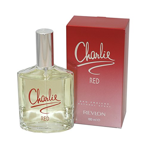 Revlon Charlie Red Eau Fraiche 100 ml spray, per stuk verpakt (1 x 100 ml)
