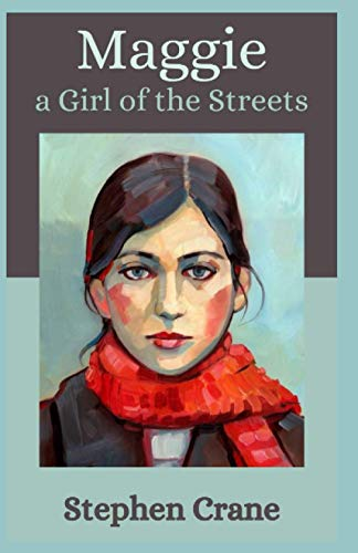 Buchseite und Rezensionen zu 'Maggie, a Girl of the Streets Illustrated' von Stephen Crane