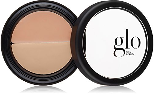 Glo Skin Beauty Under Eye Concealer Duo | Custom Blend Corrects & Conceals Dark Circles, Wrinkles & Redness | Talc-Free Formula for All Skin Types