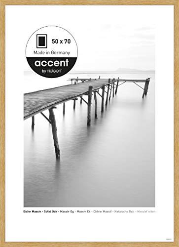 Nielsen Accent Holz Bilderrahmen Scandic, 50x70 cm, Eiche