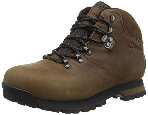 Berghaus Women's Hillwalker II Gore-Tex Waterproof Hiking Boots, Chocolate, 6.5 UK