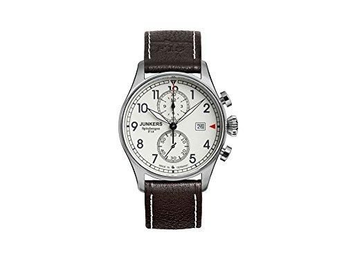 Junkers Spitzbergen Chronograph Herrenuhr 6178-5