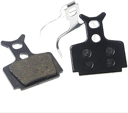 Juscycling Replacement Resin Organic Jacksonville Mall Semi-Metal f Brake Year-end annual account fit Pads