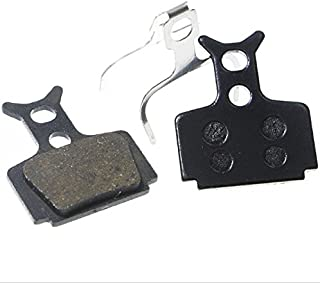 Juscycling Replacement Resin Organic Semi-Metal Brake Pads fit for Formula R1R R1 R0 RX T1 Mega C1