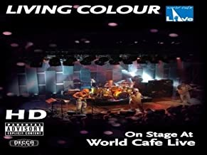 Living Colour - On Stage At World Cafe Live