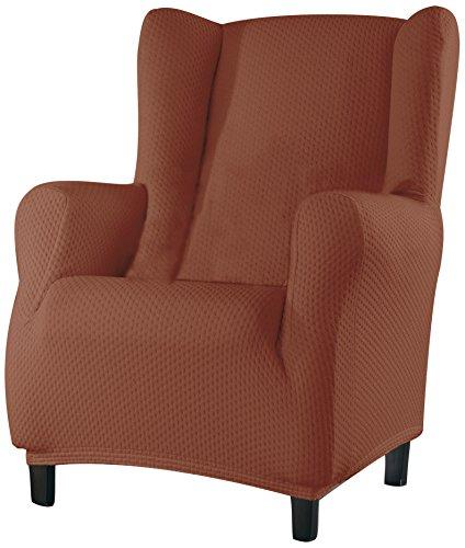 Sucre Sofa Überwurf Ohrensessel Fb. 09-orange