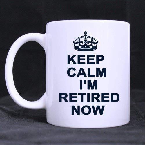 N\A Kaffeetasse 11oz-Lehrertag Lehrer/Professoren Geschenke Lustige Zitate Kein Lehrer vor Kaffee Tee/Kaffee/Wein Tasse 100% Keramik 11-Unzen weiße Tasse