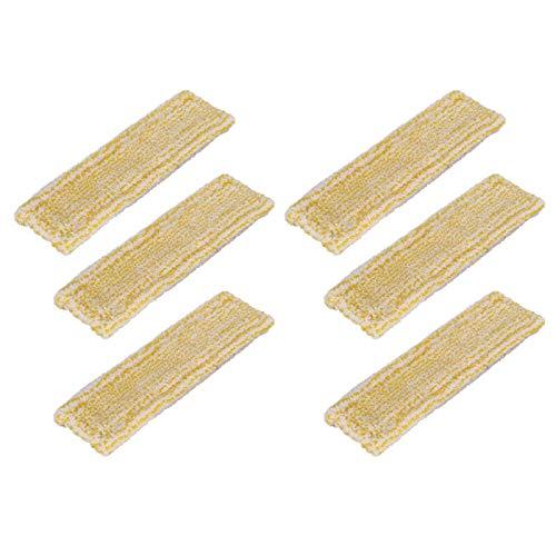 Nrpfell Chiffon de Vadrouille en Microfibre 6 PièCes pour WV2 WV5 Accessoires de Remplacement de Machine de Nettoyage de Vitres pour la Maison