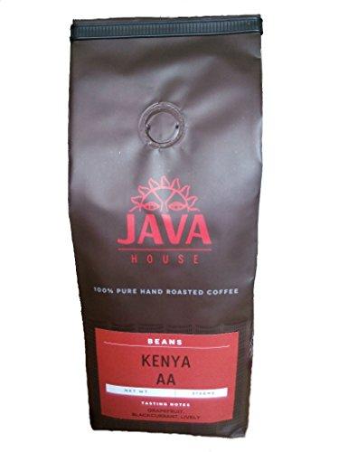 Kenya AA Coffee Beans - Specialty Whole Coffee Beans. Medium Roast Kenyan Coffee. Fair Trade, Single Origin Coffee with verified Coffee Kenya Mark of Origin. (13.23Oz/375g)