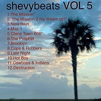 shevybeats, Vol. 5 (Instrumental)
