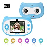 Eyewee Camera for Kids 4-8 Years Old Boys 8MP Photos and 1080P Video
