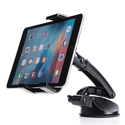 EXOGEAR 車載ホルダー タブレットホルダー ExoMount Tablet Ultra(エクソギア エクソマウント タブレット ウルトラ)車載スタンド 吸着タイプ【日本正規品】