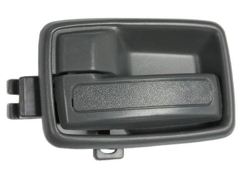 LatchWell PRO-4001565 Driver Side Interior Door Handle in Medium Gray Compatible with Isuzu Pickup Truck & SUVs & Honda Passport