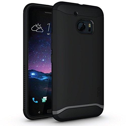 HTC 10 Funda, Caja Protectora TUDIA Slim-Fit Merge de Doble