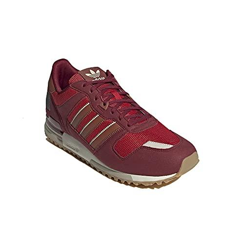 adidas ZX 700 -  Zapatillas deportivas,  color Rojo,  talla 43 1/3 EU