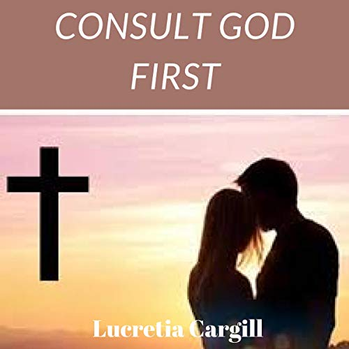 Consult God First audiobook cover art