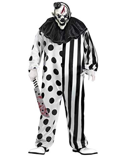 Horror-Shop Tueur Clown Costume