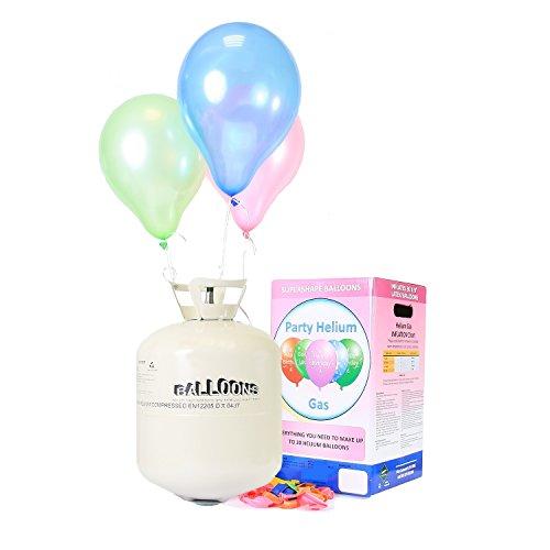 helium gasflaschen