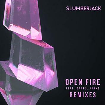 Open Fire [Remixes]