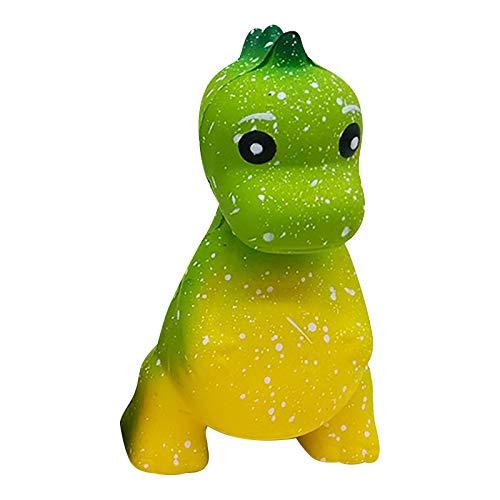 Fidget Toy wuayi Pop It Fidget Toy Set Stressabbau Squeeze Color Starry Dinosaur Druckentlasten Spielzeug Sinnesspielzeug Angstabbau Spielzeug 2021 Geburtstagsidee Geschenk für Kinder
