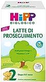 HiPP - Latte 2 Di Proseguimento Bio, In Polvere, 4 Confezioni Da 600 G - 2400 g