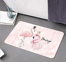 Flamingo Large Super Dry Diatom Bathroom Bath Mats Anti-Slip Foot Shower Bathroom Bedroom Floor Pad Mat Rugs 60x39cm AU Xmas