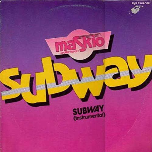 Maskio - Subway - ZYX Records - 5216