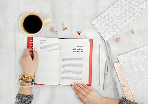 REVIEW & OPINIONS Rachel Hollis's book Girl, Stop Apologizing: A Shame-Free Plan for Embracing and Achieving Your Goals