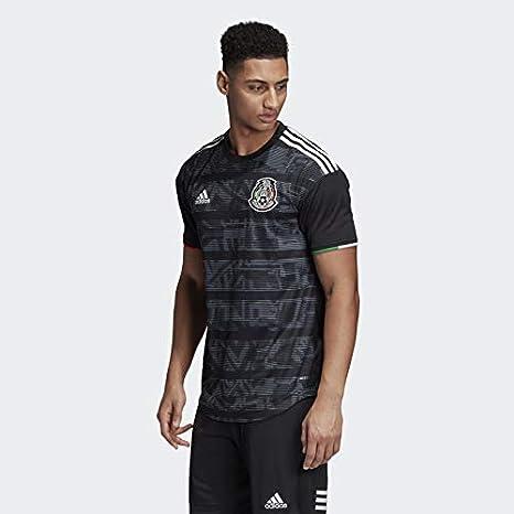 adidas Mexico Home Authentic Jersey Men's : Sports ... - Amazon.com