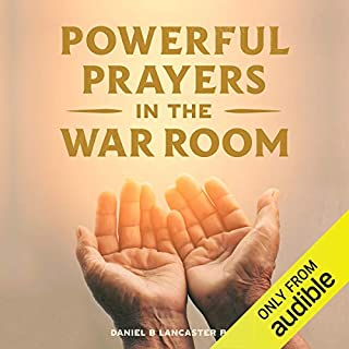 Powerful Prayers in the War Room audiobook cover art