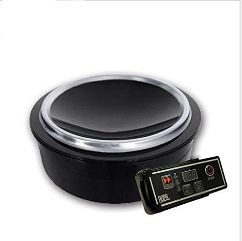 Desktop burner touch cooker fondue konkaven induktionsherd hotel 2500 Watt rühren braten high power konkaven hot pot shop kann für multifunktions hot pot edelstahl topf und topf verwendet werden
