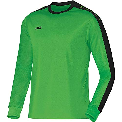 JAKO Kinder Trikot Striker LA, soft green/schwarz, 140