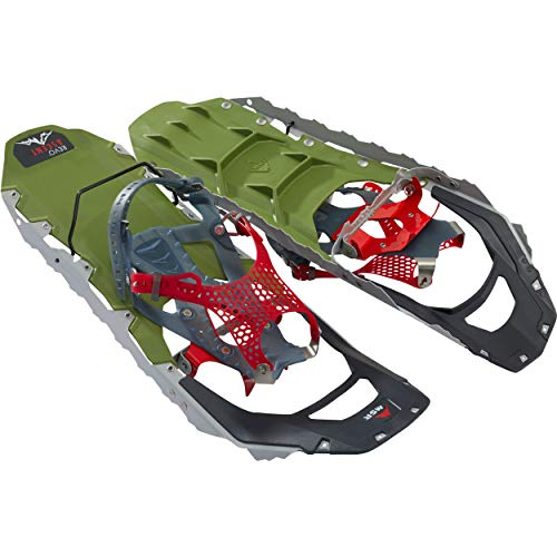 MSR Revo Ascent Backcountry & Mountaineering Snowshoes with Paragon Bindings, 22 Inch Pair