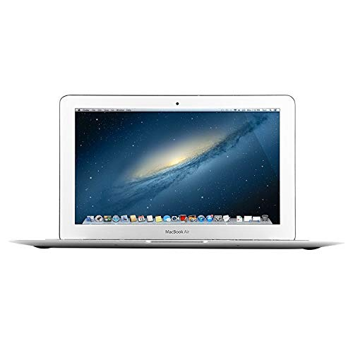 Apple MacBook Air 11.6' MD711LL/A Mid-2013 - Intel Core i7 1.7GHz, 8GB RAM, 512GB SSD - Silver (Renewed)