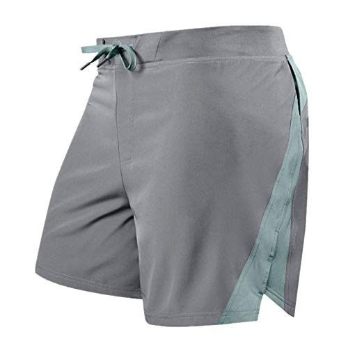 N\P Verano Deportes Pantalones Cortos De Entrenamiento De Los Hombres Cortos Cortos De