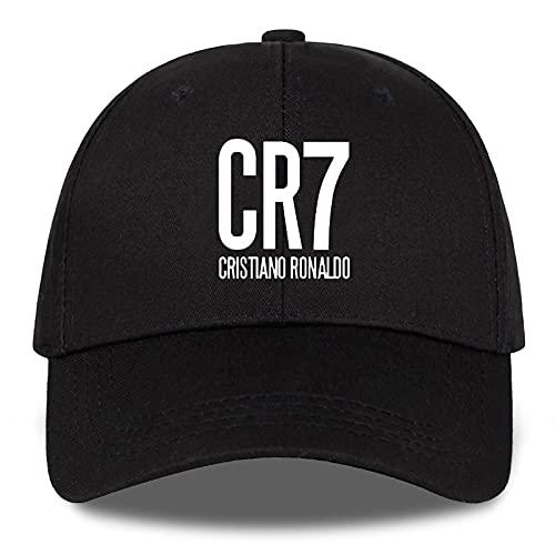 Baseball Kappe Cr7 Madrid Für Männer Verstellbare Kappe Portugal Schlichte Hüte Mode Baseballmütze Herbstmütze