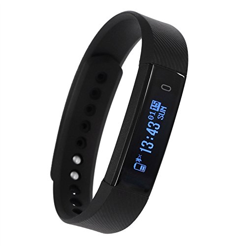 TwobeFit Fitness Tracker, Waterproof Activity...