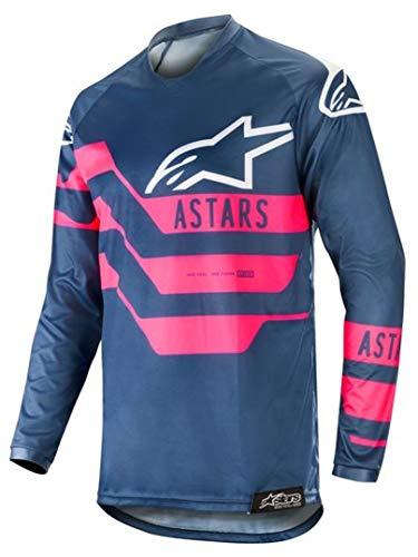 Alpinestars Jersey Racer Flagship Violett Gr. M