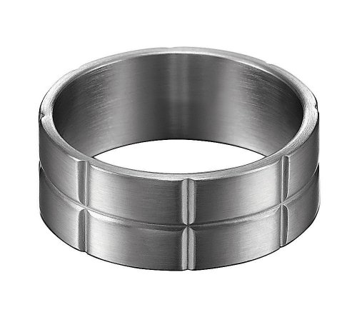 Esprit Herren-Ring Edelstahl Energy Lite
