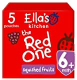 Ella's Kitchen Smoothies de Frutas (The Red One) 5 x 90g