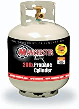 Manchester Tank 20 lb. Propane Cylinder (10504.17)