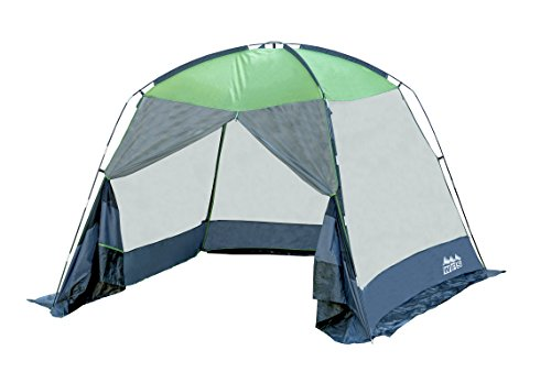 WFS Screen Room Tent for Camping, Picnics or Beach, 10' x 10' x 7'