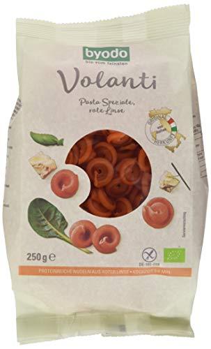 Arche Bio glutenfrei Nudel Volanti, 6er Pack (6 x 250 g)