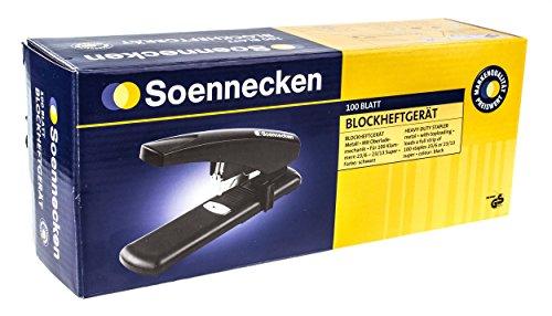 Soennecken Blockheftgerät 3172 schwarz