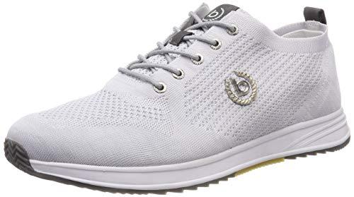 bugatti Herren 341725016900 Sneaker, Weiß, 40 EU