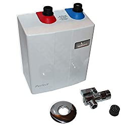 PERFECT Klein Durchlauferhitzer 5,0kw elektronisch Untertisch