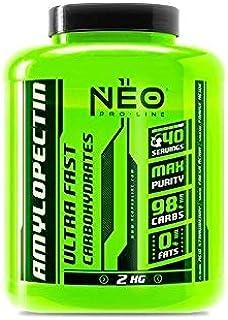 AMYLOPECTIN 2 kg FRESA ACIDA - Suplementos Alimentación y Suplementos Deportivos - NEO PRO-LINE