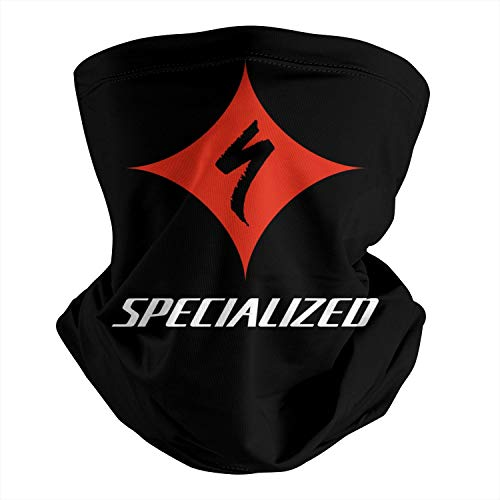 Specialized-Mountain-Bikes-Logo- Face Mask for Men Women Dust & UV Sun-Protection Face Coverings
