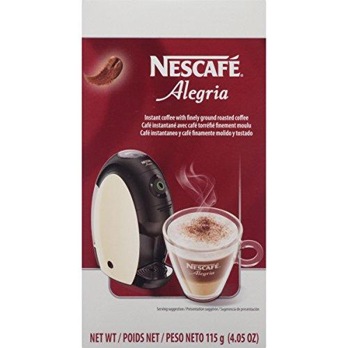 Nescafe Alegria 510 Coffee, for the Nescafe Alegria 510 Barista Coffee Machine, 4.05 Ounce