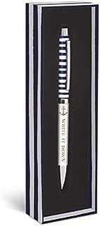 Navy Anchor Fashion Pen